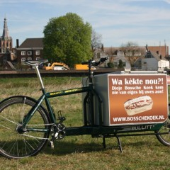 (Vracht)fiets van de toekomst