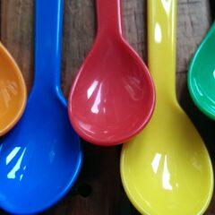 Olvarit lepeltjes BPA-vrij