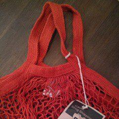 Winactie: string bag/net tasje
