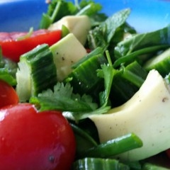 Energizing Avocado salade
