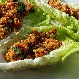 Vegetarische 'Kısır'