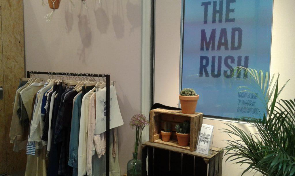 the mad rush sweatshop duurzaamheidskompas