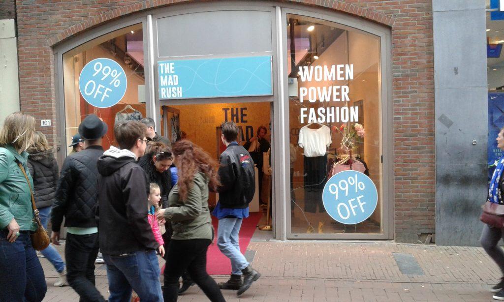 the mad rush sweatshop duurzaamheidskompas 4