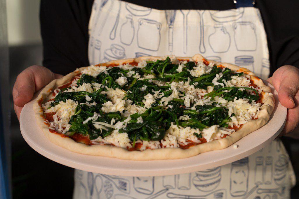 kerime kilic foodblog duurzaamheidskompas lactosevrije pizza