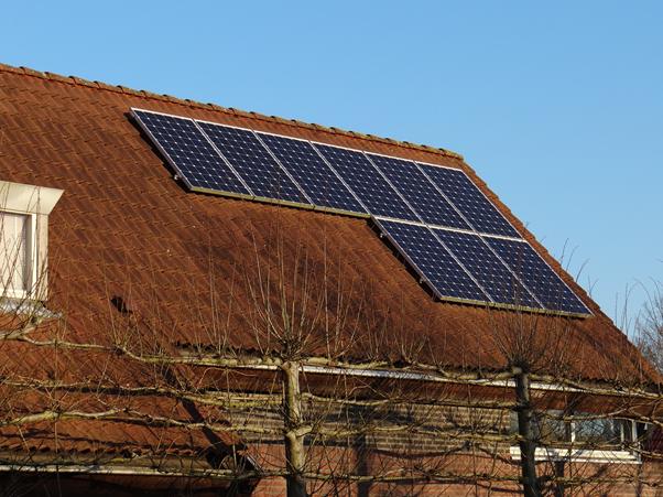 zonnepanelen op het dak - Pricewise -Duurzaamheidskompas