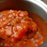 Soep van geroosterde tomaten en paprika's: simpel, snel en lekker