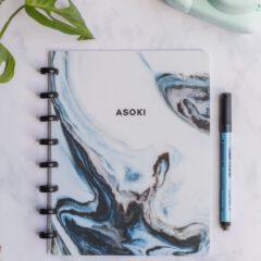 Asoki uitwisbare planner starter