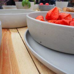 Gerecycled keramiek op Dutch Design Week