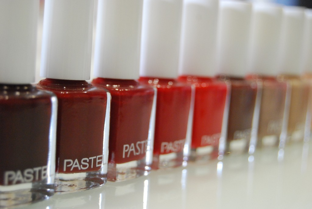 gifvrije rode nagellak pastel duurzaamheidskompas review