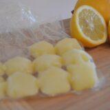 Begin de ochtend gezond met citroenwater