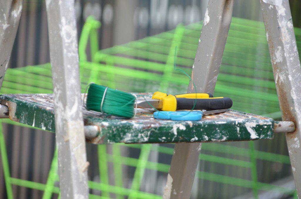 DIY- parasol - duurzaamheidskompas