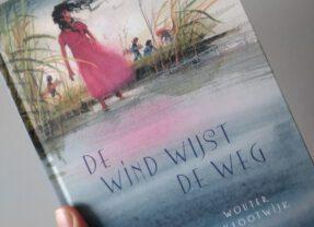 Recensie kinderboek: De wind wijst de weg