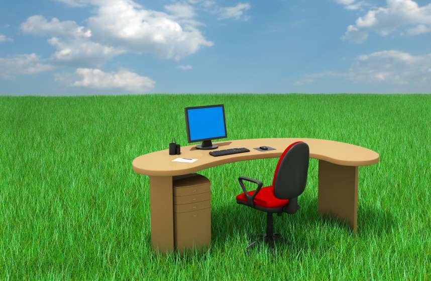 Green+office