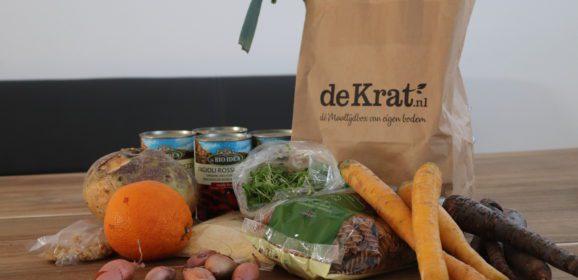 De Krat: snelle maaltijd box voor gezinnen