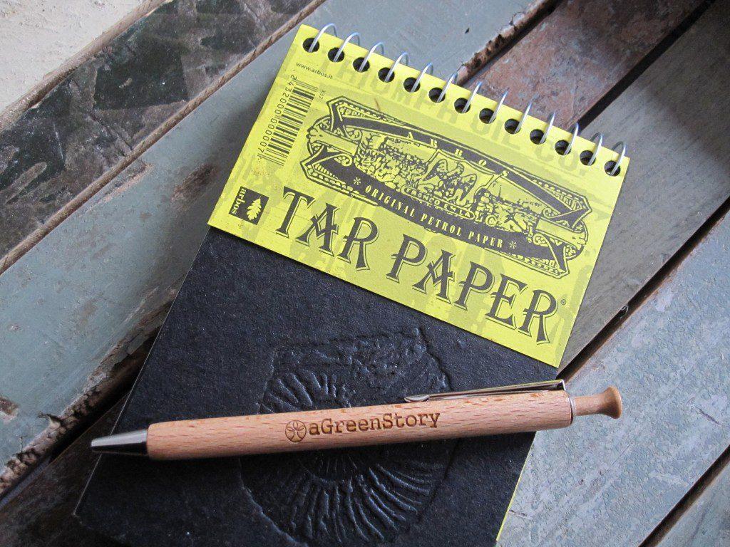 agreenstory-tar paper-duurzaamheidskompas