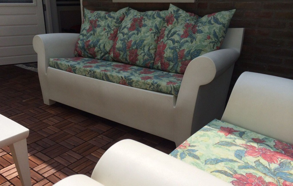 Bekend Zelf loungekussens maken deel 1 - Duurzaamheidskompas OU54