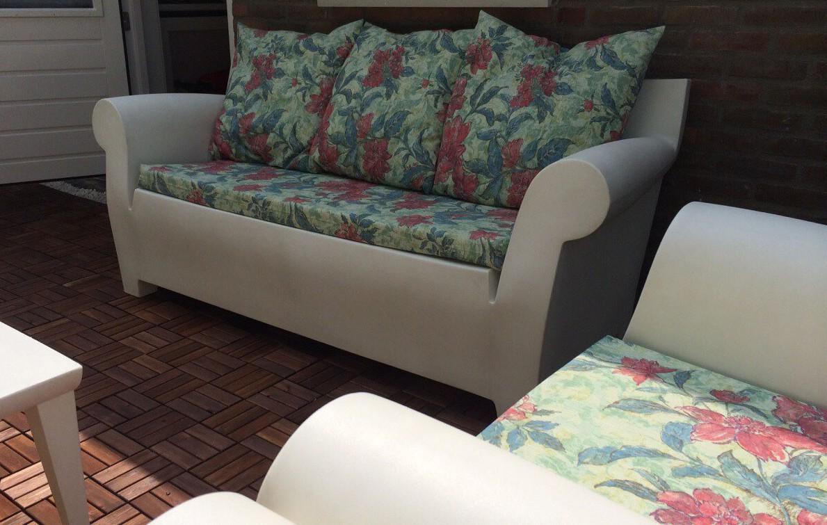 Zelf loungekussens maken deel 1 duurzaamheidskompas for Lounge kussens