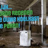 Oude koelkast levert peren op met klimaatactie Urgenda