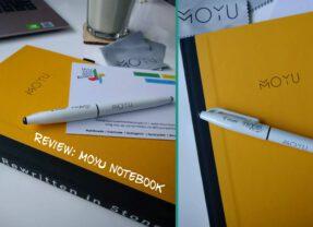 Review: uitwisbaar MOYU Notebook premium