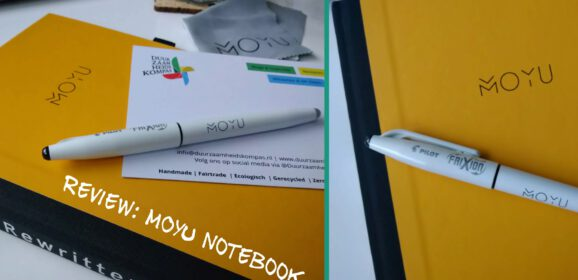 Review: uitwisbaar MOYU Notebook premium