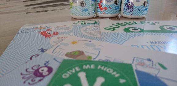 Bubbles Body Care voor kinderen