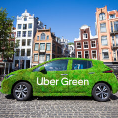 Uber Green in Nederland