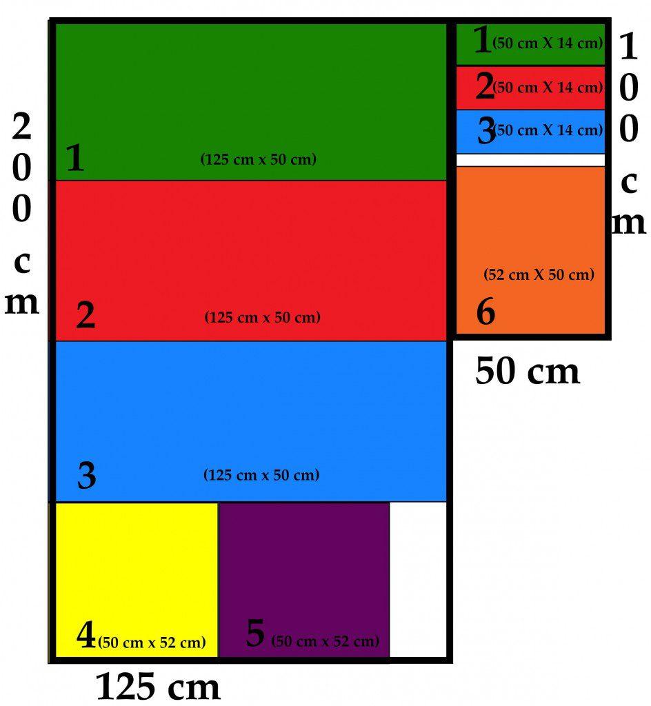 Onwijs Zelf loungekussens maken deel 1 - Duurzaamheidskompas QC-38