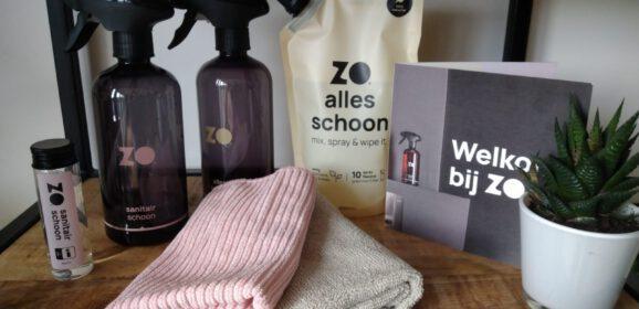 Duurzaam schoonmaken met hervulbare schoonmaakproducten