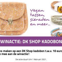 Winactie: DK Shop kadobon t.w.v. 10 euro