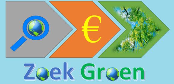 Milieuvriendelijk zoeken met ZoekGroen.nl