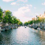 Duurzame stedentrip naar Amsterdam