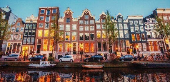Zonder aardgas leven in Amsterdam