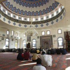 Na kerken nu ook groene moskeeën
