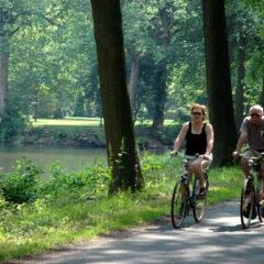 Ecotoerisme op de fiets in Frankrijk