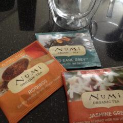 Kopje duurzaam genot: Numi Organic Tea