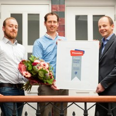 Drie awards voor Greenchoice
