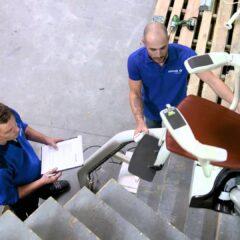 Tweedehands trapliften: een duurzame oplossing